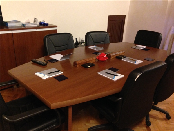 Beray Engineering Meeting Room